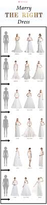 wedding dress type the right dress find the dress for your type