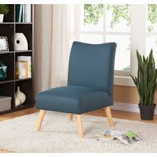 walmart living room chairs mainstays solid armless slipper chair multiple colors walmart com