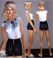 Liana Sims 2 Preview Women S Clothing Swimwear Liana Sims 2 Preview Women U0027s Clothing Casual Ts2