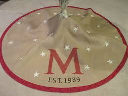 personalized tree skirts fromoldstuff