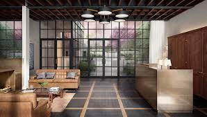 renovated warehouse in new york city features 40 luxurious