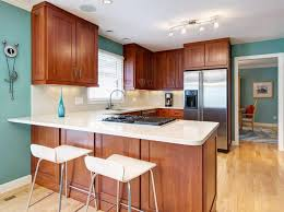 Kitchen Color Ideas With Cherry Cabinets 26 Best Blue Kitchen Ideas Images On Pinterest Kitchen Ideas