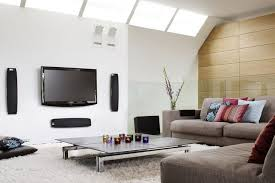 small tv room ideas with light color schemes decolover net