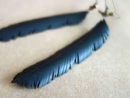 feather earrings nz repurpose s shop felt