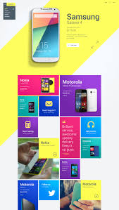 best homepage design inspiration for a company that competes with windows this design sure looks a