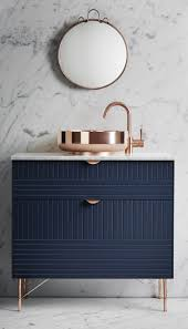 Bathroom Vanity With Copper Sink Navy Navy Navy Shop Stunning Styles Online Now Www Esther Com