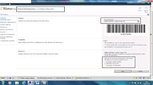 how to enable barcode in sharepoint 2010 mehul patel