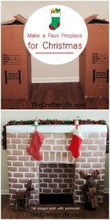 How To Make Fake Fireplace by The 25 Best Office Christmas Decorations Ideas On Pinterest