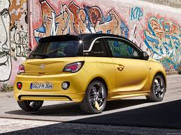 opel adam 2017 opel adam 2013 picture 42 of 108