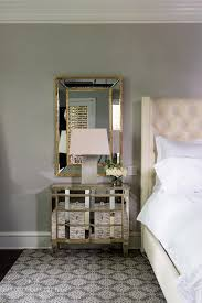 Mirrored Dressers And Nightstands Gold Mirrored Nightstand Design Ideas