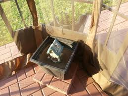 anchor a gazebo without drilling into concrete doityourself com