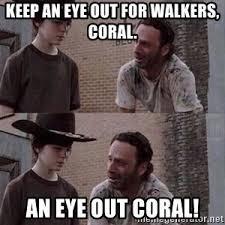 Walking Dead Meme Generator - walking dead carl meme generator