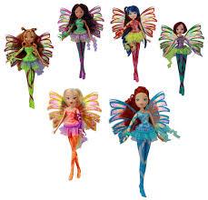 Mermaid Fairy Magixjourney Winx Club Sirenix Mermaid And Sweet Fairy Dolls By