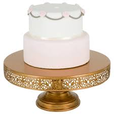 gold wedding cake stand 16 antique gold wedding cake stand amalfi decor