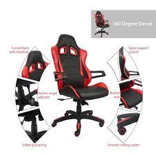 Gaming Swivel Chair Devoko Dv17cbu Racing Style Gaming Chair Lummyshop