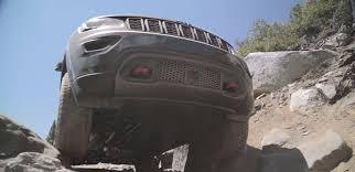 jeep grand cherokee trailhawk off road 2018 jeep grand cherokee trail rated off road capable suv