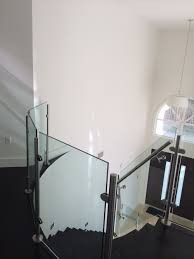Curved Handrail Curved Railing Miami Cable Railing Glass Dvmiamistairsrailing Com
