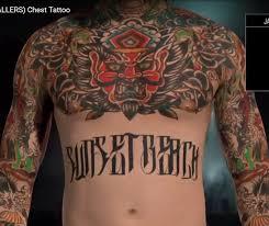 nba 2k16 sunset beach ballers chest tattoo youtube
