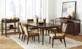 inspirational dining room sets with upholstered chairs on chair