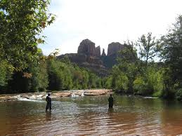 Cathedral Rock Reflections At Sunset Red Rock Crossing Crescent Moon Picnic Site Sedona All You Need To Know Before