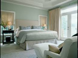 Blue Master Bedroom by Affordable Hotel Style Master Bedroom Makeover Southern Living