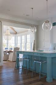 turquoise kitchen island turquoise island paint color benjamin yarmouth blue