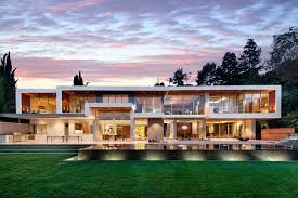 modern mansions world of architecture when modern mansions go big and expensive