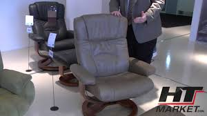 Recliners That Don T Look Like Recliners Palliser Myers European Style Recliner Youtube