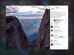 browse instagram on your ipad with flow cnet