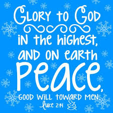 bible quotes peace on earth