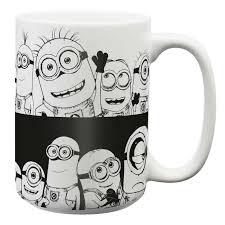 large minions coffee mugs for sale minions zak zak designs