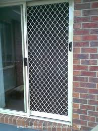 Secure Sliding Patio Door Sliding Security Screen Doors Elegant Sliding Closet Doors For