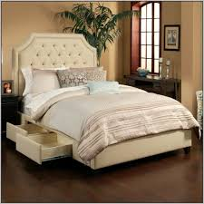 Candiac Upholstered Bedroom Set Upholstered Bed With Drawers Tricks Bedroom Ideas