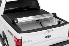 Ford F150 Truck Covers - truxedo 997601 titanium hard rolling tonneau cover