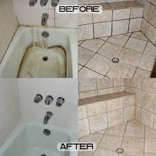 grout cleaning and sealing before and after northwest grout works