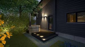 Lighting Ideas For Backyard 14 Lighting Ideas For The Perfectly Bright Backyard U2014 The Malibu Life