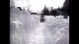 storm halloween shawn recaps the halloween blizzard of 1991 youtube