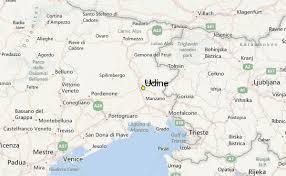 udine italy map udine italy pictures and and news citiestips