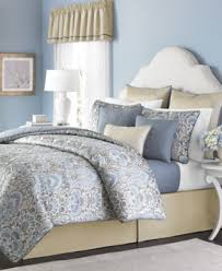 Macy Bedding Comforter Sets Whim By Martha Stewart Collection Fleurtatious 5 Pc King