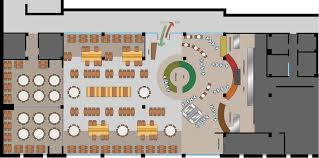 Floor Plan For Bakery Cafeteria Floor Plan Akioz Com