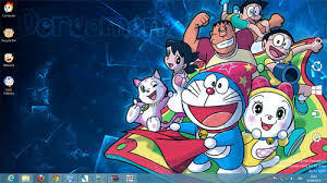 download themes doraemon doraemon theme for windows 7 and 8 ouo themes
