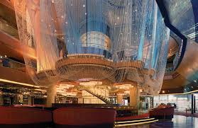 The Chandelier Casino Themed Travel Attractions Chandeliers And Lobbies
