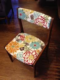 Reupholster A Dining Room Chair Adventures In Upholstering Samantha Wittchen Philadelphia