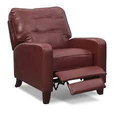 clinton push back recliner value city furniture 249 value city