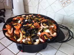 comment cuisiner du congre paella de mi recette de paella de mi marmiton
