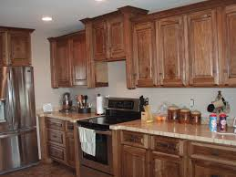 rustic hickory kitchen cabinets full size of kitchen cabinets