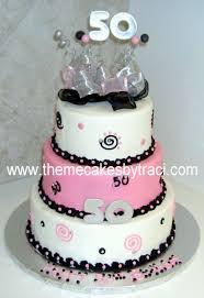 elegant birthday cakes for women 50th birthday cakes pictures