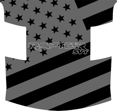 Black And White American Flag Subdued American Flag Hood Rappygraphics Com
