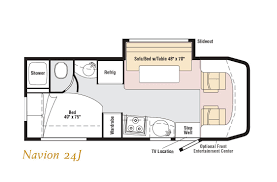 type b motorhome floor plans class b floor plans apeo