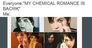 Meme My Photo - 28 my chemical romance memes to make up for the fact that we re
